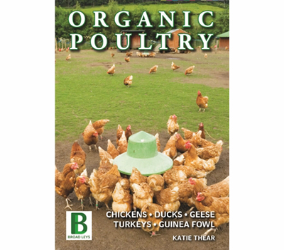 Broad Leys Books Organic Poultry